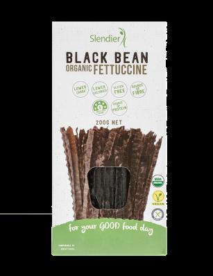 Slendier Pasta Black Bean Fettuccine