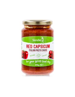 Red Capsicum Sauce Slendier