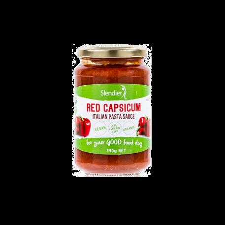Red Capsicum Sauce Slendier