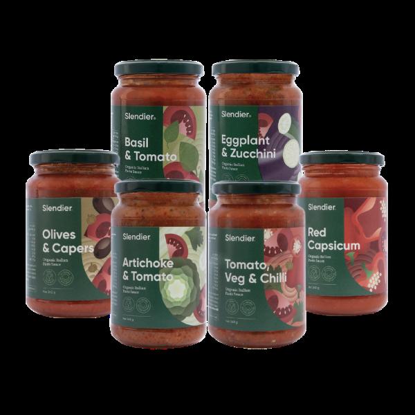 Organic Italian Pasta Sauce